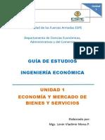 Guía de estudios Unidad 1 INGENIERÍA ECONÓMICA 2 (1)