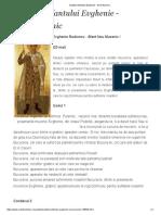 Acatistul Sfantului Evghenie - Noul Mucenic.doc