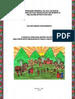 A MÚSICA AFRICANA ENTRA NA ESCOLA - uma proposta pedagógica para a educação musical - Nascimento, Ailton M..pdf