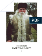 Ilie, Arhim. Cleopa - Ne Vorbeste Parintele Cleopa Vol. 3 v.1.0