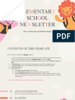 Elementary School Newsletter by Slidesgo.pptx