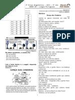 3ª P.D - 2013 (Port. 5º ano - Blog do Prof. Warles).doc