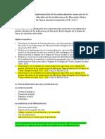 De qué manera la implementación de la autoevaluación repercute en la calidad de la gestión educativa de las instituciones de Educación Básica Regular de la Región de Tacna