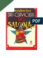O Verdadeiro Livro das Clavículas de Salomão