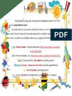 Activități (04.05.2020-08.05.2020) Școala Altfel