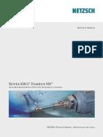 NdB 557 - Bomba NEMO® Mini e Micro Pump A4