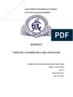 Viziunea si Misiunea organizatiei.docx