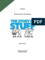 III PARCIAL - METODOLOGIA DE LA INVESTIGACION