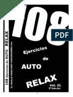 108 Ejercicios de Auto-relax