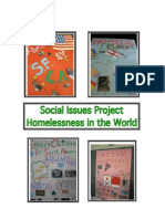Social Issues Project Assignment