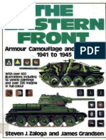 [Arms and Armour Press] the Eastern Front. Armour Camouflage and Markings, 1941 to 1945