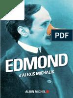 Alexis Michalik - Edmond - dossier de presse