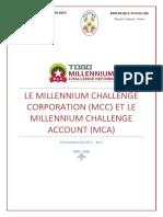 Qu'est-ce que le MCC et le MCA