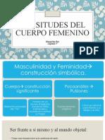 Vicisitudes del cuerpo femenino EXPO CÓDIGOS.ppt