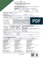 Learner Enrollment Survey Form