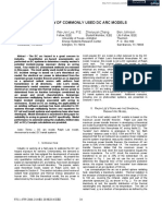 A REVIEW OF COMMONLY USED DC ARC MODELS.pdf