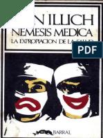 ilich, ivan - nemesis medica la expropiacion de la salud
