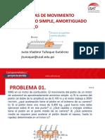 PROBLEMAS RESUELTOS_MOVIMIENTO ARMÓNICO SIMPLE