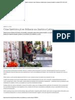 DW Crise histórica já se delineia na América Latina _ Notícias e análises sobre a economia brasileira e mundial _ DW _ 28.05.2020