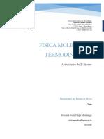 Fisica Molecular Termodinamica 2020