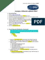 Instructivo Descarga y Utilización software SWAT