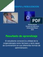 3-oxigenoterapia y nebulizaciones