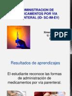 4-administracion via parenteral