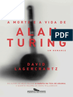 A Morte e a Vida de Alan Turing - David Lagercrantz