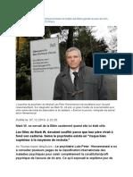 Le profil psychologique de Mark W. adepte de Jacob Lorber et père des 2 enfants martyrisées de Wila près de Zurich
