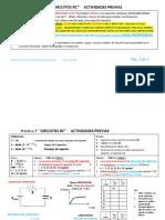 P7 cálculos previos, gráficas, investigación CIRCUITOS RC    12-marzo-  2020