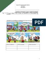 Guía 1 leng 4to comp. lec. el comic