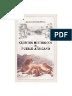 Gautier Carmona, Johari - Cuentos Históricos del Pueblo Africano [pdf]