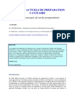 Concepts actuels de preparation cavitaire.pdf