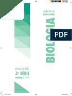 Caderno do Professor Biologia 3ª série vol 1.pdf
