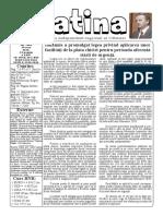 Datina - 28.5.2020 - prima pagină