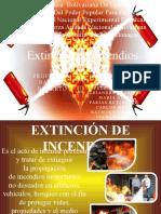 EXTINCION DE INCENDIOS