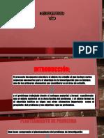 OBJETIVO DE ESTUDIO