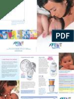 Avent,Catalogo 2007