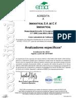 Acreditación AE-21