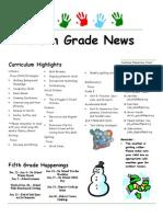Newsletter January
