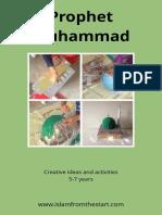 Prophet Muhammad Blog Book