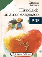 Historia de un amor exagerado - Graciela Montes