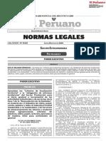 Normas para el reinicio de actividades madereras, del vidrio, papel y otras.