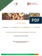 Etude Sectorielle - Gestion de Déchets Organiques en CIV