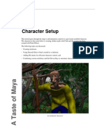 Autodesk Maya Tutorial - Character Animation
