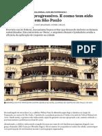 O que é IPTU progressivo. E como tem sido sua aplicação em São Paulo - Nexo Jornal