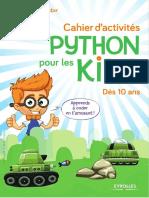 David Weinachter - Cahier d'activités Python pour les kids-Eyrolles (2016).pdf