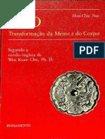 Huai-Chin Nan - TAO, Transformação da Mente e do Corpo (Ed. Pensamento)