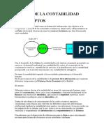 CASO PRACTICO LOGICA DE LA CONTABILIDAD