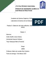 practica 5 quimica industrial